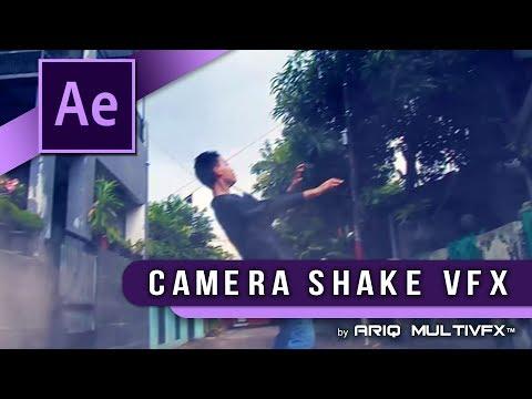 Ae TUTORIAL - Cara Bikin Camera Shake (Getaran)