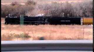 Union Pacific 844 on The Joint Line: Denver to Castle Rock