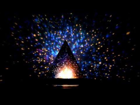 ночник-проектор звездное небо своими руками