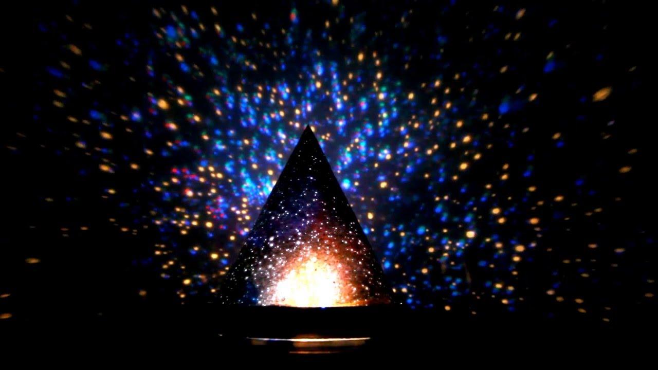 Звёздный проектор своими руками 15