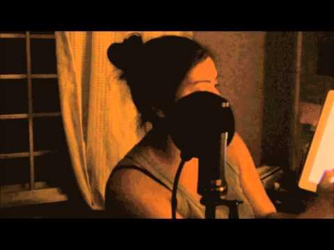 Yue Liang Dai Biao Wo De Xing sung by an ang moh (Elisa Baath)