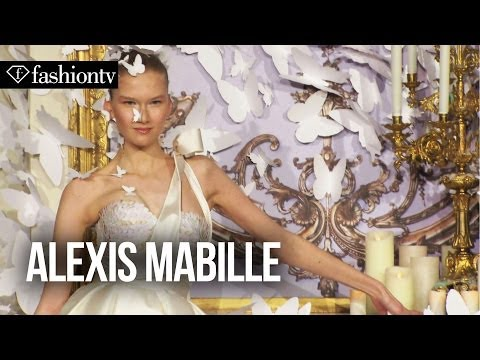 Alexis Mabille Spring/Summer 2014 Full Show | Paris Haute Couture Fashion Week | FashionTV