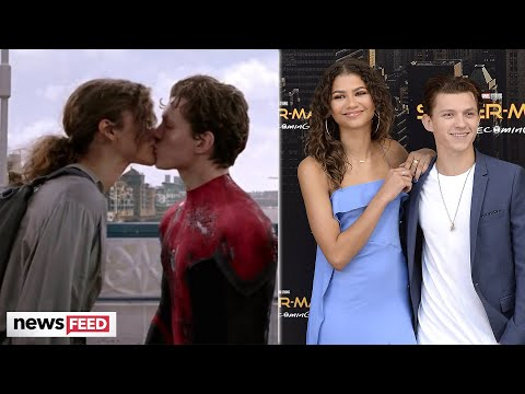 Zendaya \u0026 Tom Holland: ALL The Signs They'd Get Together!