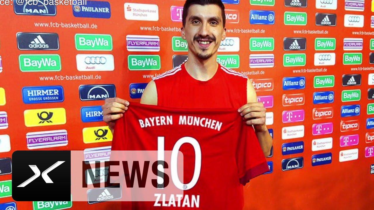 Zlatan Bayern MГјnchen
