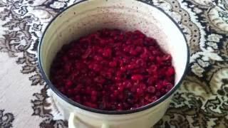 Рецепт домашнего вина из черешни.Recipe for homemade wine with cherry.