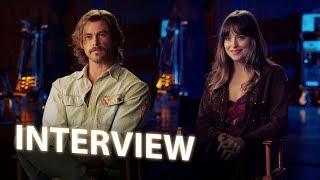 Chris Hemsworth & Dakota Johnson Interview - Bad Times at the El Royale (2018)
