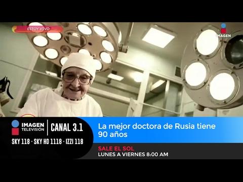 La Mejor Doctora De Rusia Tiene 90 Años