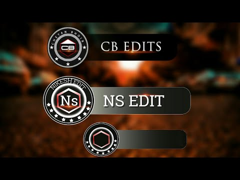( NEW METHOD ) HOW TO MAKE CB EDIT LOGO  EASILY