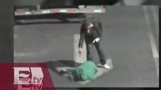 Cámaras de seguridad captan asesinato a sangre fría en calles de la CDMX / Mariana H thumbnail