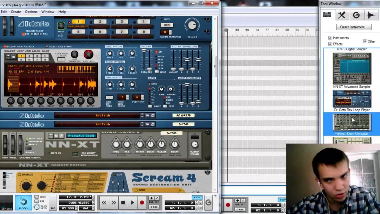 Бесплатные программа для создания музыки.