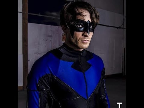 NIGHTWING : PRODIGAL - FULL LENGTH LIVE ACTION FILM HD 2017