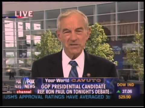 Ron Paul 2008: A Look Back at the Ron Paul Revolution