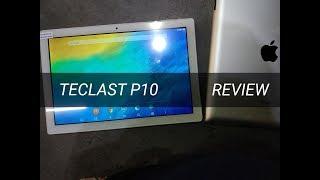 Teclast P10, review de una tablet con Android 7.1 por apenas 100 €