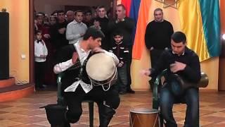 """Программа """"Армянский час"""": Новогодний концерт Полтавской общины """"Урарту""""; Рождество."""