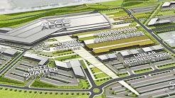 Our New Venue - Plans for the new AECC