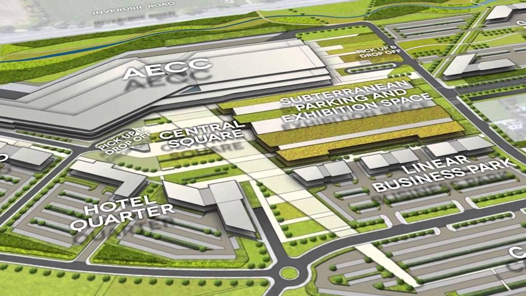 Our New Venue Plans For The Aecc