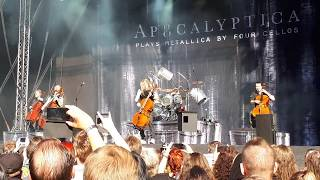 Apocalyptica Plays Metallica By Four Cellos - Orion - TUSKA 2017