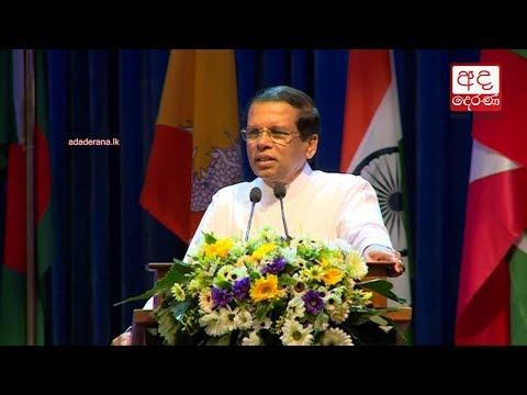 President emphasizes need to eradicate poverty in Sri Lanka
