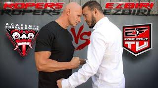 EZBIRI (Urban Fight) vs ROPERS (Penchak Silat )