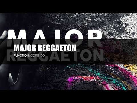 MAJOR REGGAETON Sample Pack | Royalty Free Drums, Percussion, Basslines, Melodies, Vocals, FX