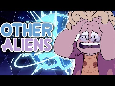 GEMS AREN'T THE ONLY ALIENS - Earthlings and Gemkind Aren't Alone | Steven Universe Speculation