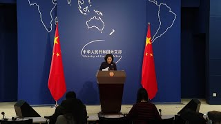 China willing to work with countries including U.S. to contain COVID-19: spokesperson