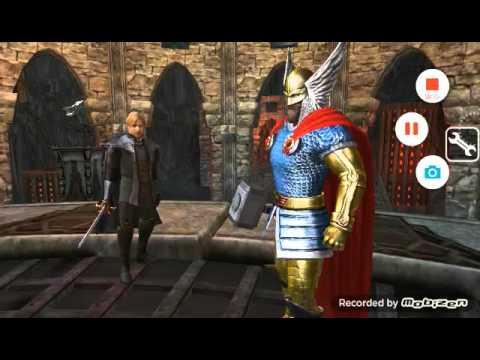 Обзор/Rewiev игры Тор 2: царство тьмы.