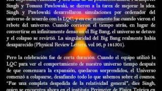 La Teoria del Big Bounce