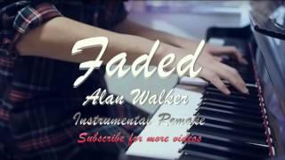 Alan Walker - Faded Instrumental (Higher Key)