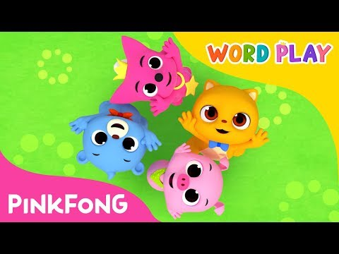 Walking Walking | Word Play | Pinkfong Songs for Children
