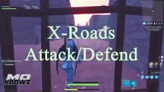X-Roads Attack/Defend Fortnite Creative SOCOM 2 Crossroads Remake [ISLAND CODE: 7462-2133-4522]