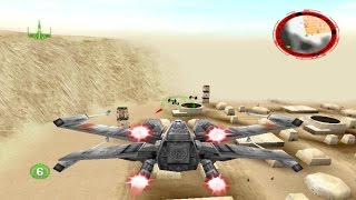 Star Wars: Rogue Squadron 3D (PC) gameplay - Chapter I