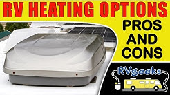 RV Heating Options: PROS & CONS
