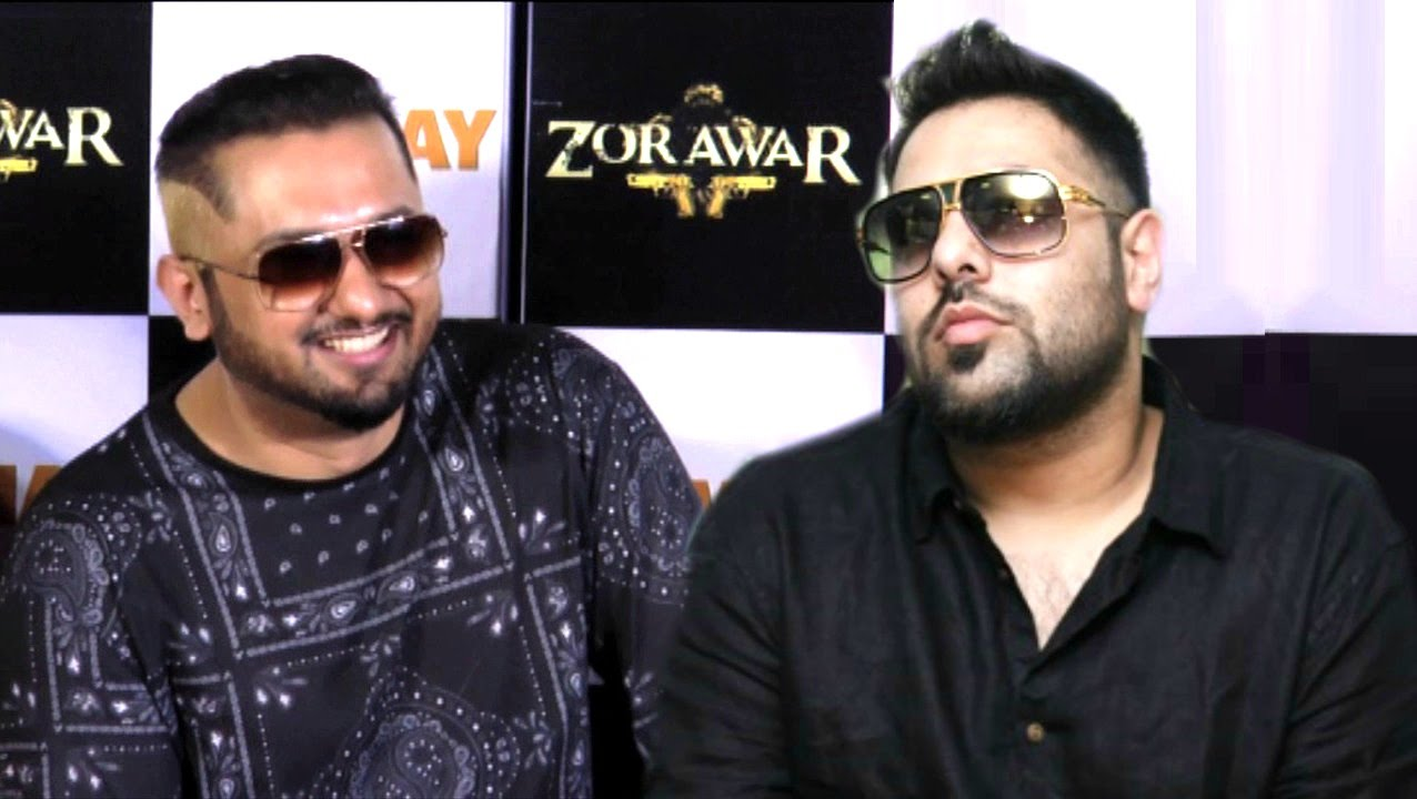 Yo Yo Honey Singh INSULTS Badshah At Zorawar Trailer Launch - YouTube