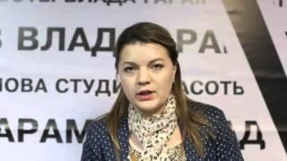 Обучение парикмахеров. Отзывы о мастер классе Влада Гарамова. Елена