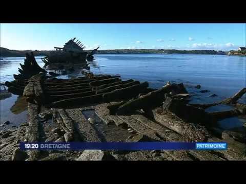 Presqu'île de Crozon : quel avenir pour le cimetière de bateaux ?