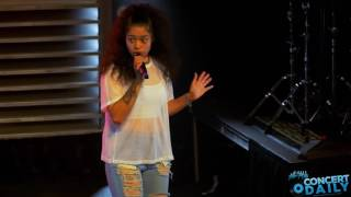 "Ella Mai performs ""She Don't"" live at Rams Head Live Baltimore"