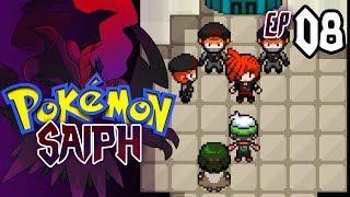 Pokemon Saiph Part 8 TEAM VOID INVASION! Pokemon Rom Hack Gameplay Walkthrough