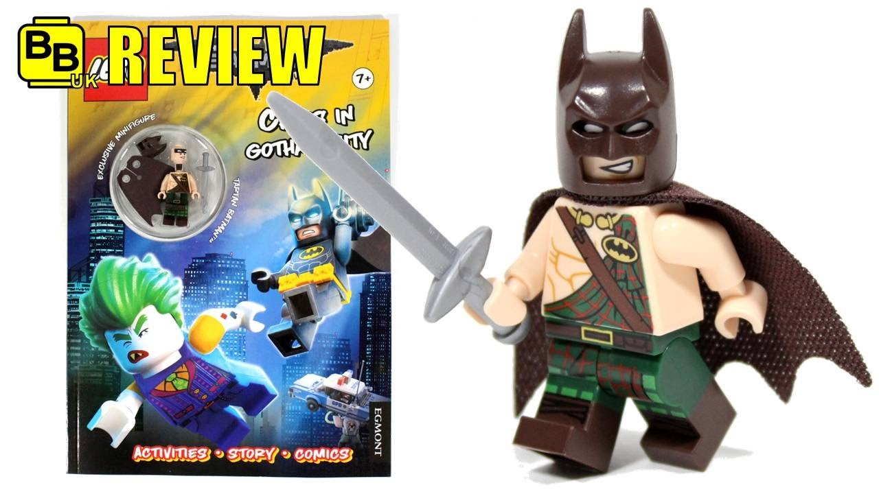 lego batman book review