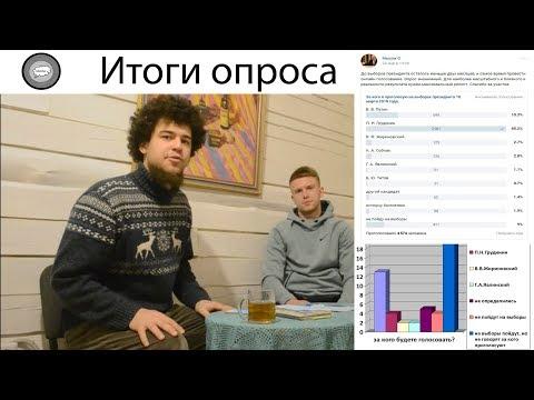 Итоги онлайн голосования