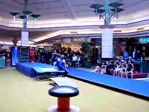 Jessy Goupil mall display 2006/2007
