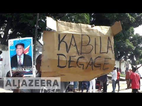 DRC arrests opposition leaders