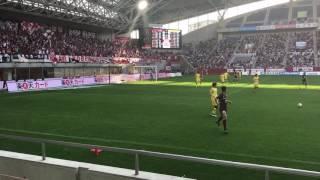 2017.04.16 ヴィッセル神戸VS柏レイソル GO WEST