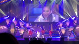 Sarah Geronimo - HD Live @ ASEAN-Japan Music Festival 2018  (Full Performance)