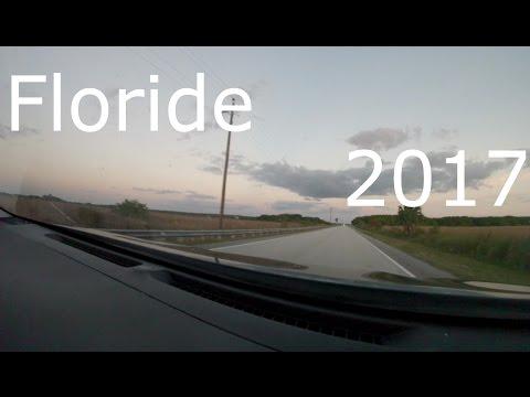 Road Trip in Florida - Spring Break 2017 - GoPro HD