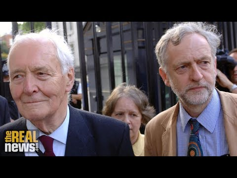 The Rise of Jeremy Corbyn and Class Struggle in the UK Labour Party - RAI with Leo Panitch (3/4)
