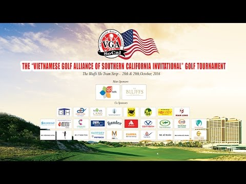 LIVE: THE '' VIETNAMESE GOLF ALLIANCE OF SOUTHERN CALIFORNIA INVITATIONAL'' GOLF TOURNAMENT