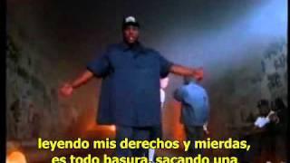 N.W.A. - Fuck Tha Police subtitulada español