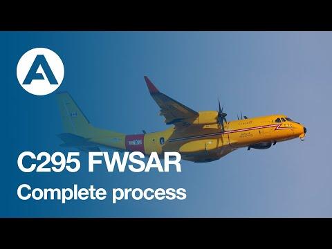 C295 FWSAR for Canada