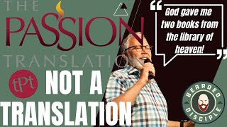 Why You Shouldn't Ręad the Passion